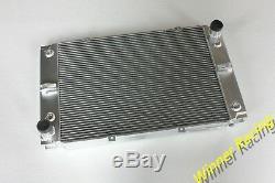 Radiateur En Aluminium Fit Porsche 928 Avec 2 Coolers Sur Chaque Réservoir