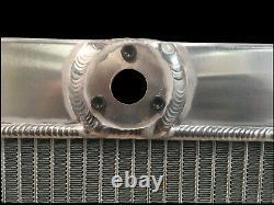 Radiateur En Aluminium Jaguar S2 E-type
