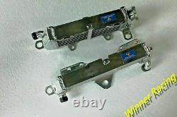 Radiateur En Aluminium Kawasaki Kdx250 Kdx 250 1991-1994 1992 1993
