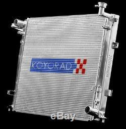 Radiateur En Aluminium Kv031610r De Mitsubishi Evo 7,8,9 Koyo