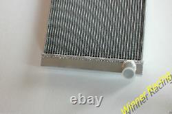 Radiateur En Aluminium Personnalisé Pour Mercedes Benz Unimog 406/413/416 1970s 86mm