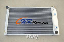 Radiateur En Aluminium Pour 70-87 Chevrolet Buick Regal 70-81 Chevy Camaro 75-79 Nova