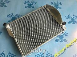 Radiateur En Aluminium Pour Austin Healey 3000 1959-1967 / 100-6 1956-1959