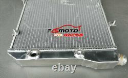 Radiateur En Aluminium Pour Autobianchi A112 A 112 Série 3-7 3 4 5 6 7 Série