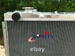 Radiateur En Aluminium Pour Croiseur Terrestre Hdj80 Hzj80 1hz/1hd 4.2l Diesel 1990-1997 Mt