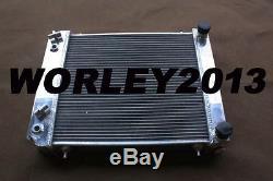 Radiateur En Aluminium Pour Defender Et Discovery 300tdi 90/110 Tdi 2.5 Turbo Diesel
