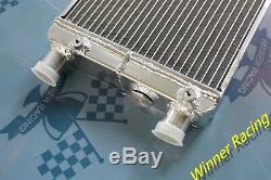 Radiateur En Aluminium Pour Fiat Cinquecento Sporting 1,1 M / T 1994-1998
