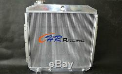 Radiateur En Aluminium Pour Ford F350 Pickup Ford F250 F100 Moteur 1953 1954 1955 1956