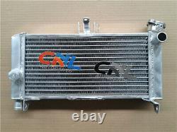 Radiateur En Aluminium Pour Honda Vfr400 Nc24 Vfr 400 Alloy Nc 24 Tout Neuf