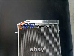 Radiateur En Aluminium Pour Jaguar Xjs 6 Cyl 3.6l 1982-1991 / 4.0l 1992-1996 At 62mm