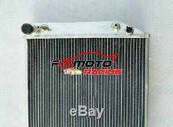 Radiateur En Aluminium Pour Jaguar Xjs V12 Xj12 5.3 / 6.0l 1976-1996 Coupe Xjs Xj12 At
