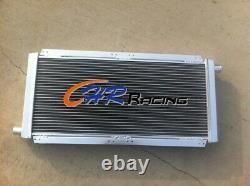 Radiateur En Aluminium Pour Lotus Elise & Exige Series 1 & 2 & Vauxhall Vx220 Manuel
