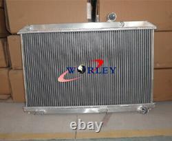 Radiateur En Aluminium Pour Mazda Rx-8 Rx8 Se17 1.3l 2003-2012 2004 05 06 08 Manuel Mt