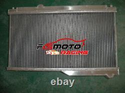 Radiateur En Aluminium Pour Mazda Savanna Rx7 Rx7 Fd Fd3s R1 R2 Touring Coupé 1992-1995