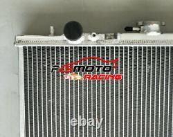 Radiateur En Aluminium Pour Mitsubishi L200 2.5l Turbo Diesel 4d56 Td At/mt 1996-2007