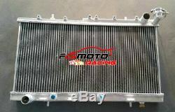Radiateur En Aluminium Pour Nissan Sunny Sentra Nx Coupé 200sx Sr20de B14 2.0l 91-99