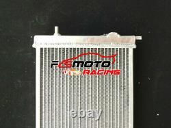 Radiateur En Aluminium Pour Opel Corsa A Vauxhall Nova Gte Gsi 16v Turbo Mt 82-93 Fans