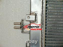 Radiateur En Aluminium Pour Opel Vauxhall Astra Zafira B Cdti Vxr Z20leh Turbo Mt