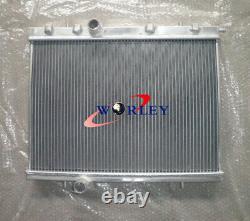 Radiateur En Aluminium Pour Peugeot 206 Gti/rc 180 1999-2008 00 01 02 03 04 05 06 07