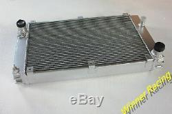 Radiateur En Aluminium Pour Porsche 944 2.5l Na 1983-1989 / 924 S 2.5l 1987-1988