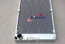 Radiateur En Aluminium Pour Porsche 944 2.5l Turbos2 3.0l M / T 85-91