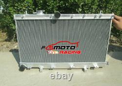 Radiateur En Aluminium Pour Subaru Impreza Wrx Sti Gdb Gda Gd Turbo 2001-2007 2.0/2.5l