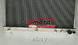 Radiateur En Aluminium Pour Toyota Celica Gt4 St202 St205 2.0 16v Turbo 3sgte Mt 94-99