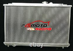 Radiateur En Aluminium Pour Toyota Mark Ii/chaser Jzx100 1jzgte Petrol Turbo Mt 96-01