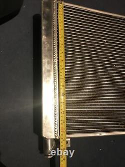 Radiateur En Aluminium Pour Triumph Stag 3.0l