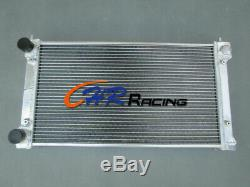 Radiateur En Aluminium Pour Vw Mk 1 Mk 2 Golf Gti 8v, 1,8 Carb Et 1,8 Gli Scirocco