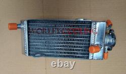 Radiateur En Aluminium Pour Yamaha Wr200 Wr200rd 1992 Alloy Fit Wr 200 92 Marque Nouveau
