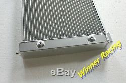 Radiateur En Aluminium Vw Corrado G60 1.8l 8v Witho Ac Mt 1988-1995