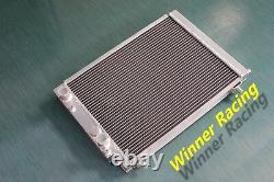 Radiateur En Aluminium &silicone Hose Fit Lancia Delta Evo Integrale 2.0 8v