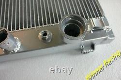 Radiateur En Aluminium+tuyau De Silicone Fit Mercedes Benz W204 C63 Amg 2008-2014 2013