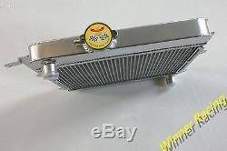 Radiateur Fit Bmw E21 315/316 / 318 / 318i / 320 / 320i Euro 1974-1983 Tout En Aluminium 40mm