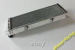 Radiateur Fit Ultralight Rotax 912i, 912, 914 Ul 4 Stroke Engine Aluminum 32mm