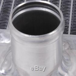 Radiateur Moteur Aluminium Japspeed 40mm Pour Mitsubishi Lancer Evo 7 8 9 Mr Fq