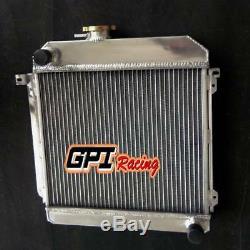 Radiateur Pour Bmw 3' Aluminum E21 315/316 / 318 / 318i / 320 / 320i M10 Eur 82 1975-1983