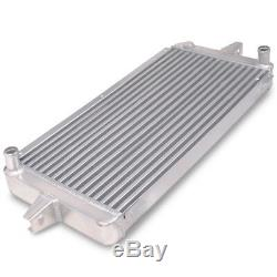 Radiateur Race Rad Pour Alliage Aluminium 50mm Pour Ford Escort Rs Sierra Cosworth Rs500