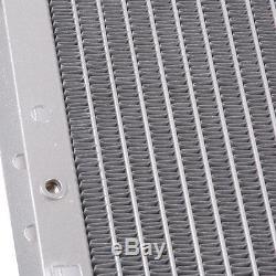 Radiateur Rad Alliage En Aluminium De 40mm Pour Rover 25 45 200 400 Mg Zr 1.1 1.4 1.6 1.8