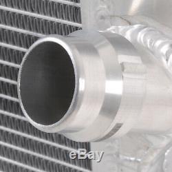 Radiateur Rad De Course En Alliage D'aluminium De 40mm Pour Bmw Série 1 E81 E82 E87 E88 Z4 E89