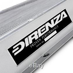Radiateur Rad Direnza 42mm Aluminium Sport Pour Bmw 3 Serie E36 3.0 3.2 M3 95-98