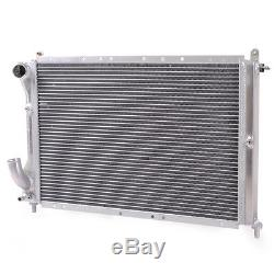 Radiateur Rad Pour Alliage Aluminium 40mm Pour Fiat Coupe 2.0 20v Turbo 96-00 Manuel