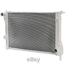 Radiateur Rad Pour Alliage Aluminium De 40mm Pour Ford Fiesta Mk5 St 150 St150 2.0 04-08