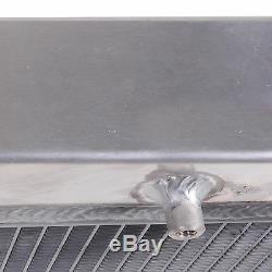 Radiateur Rad Pour Radiateur En Alliage D'aluminium De 42mm Pour Subaru Impreza Grb Sharkeye Wrx Sti