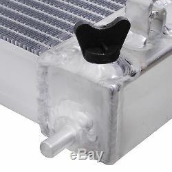 Radiateur Rad Pour Radiateur Mitubishi Colt Czc Turbo En Aluminium De 40mm