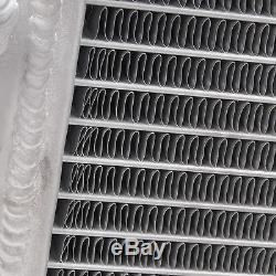 Radiateur Rad Pour Radiateur Sport En Alliage D'aluminium De 42mm Pour Audi A3 8l S3 Tt 1.8t Quattro 225bhp