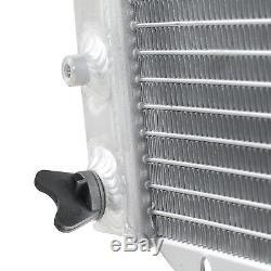 Radiateur Rad Radator Double Alliage De 40 MM Pour Alfa Romeo 156 1.8 2.0 2.5 V6 97-06