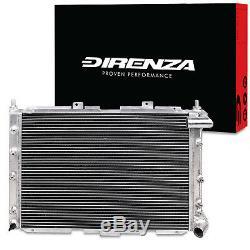 Radiateur Rad Radiant Direnza 40mm Pour Alfa Romeo 156 1.8 2.0 2.5 V6 97+
