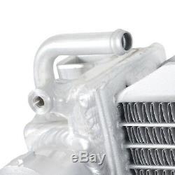 Radiateur Rad Radiateur Aluminium Race De 42mm Pour Bmw Série 5 E39 M5 4.9 95+